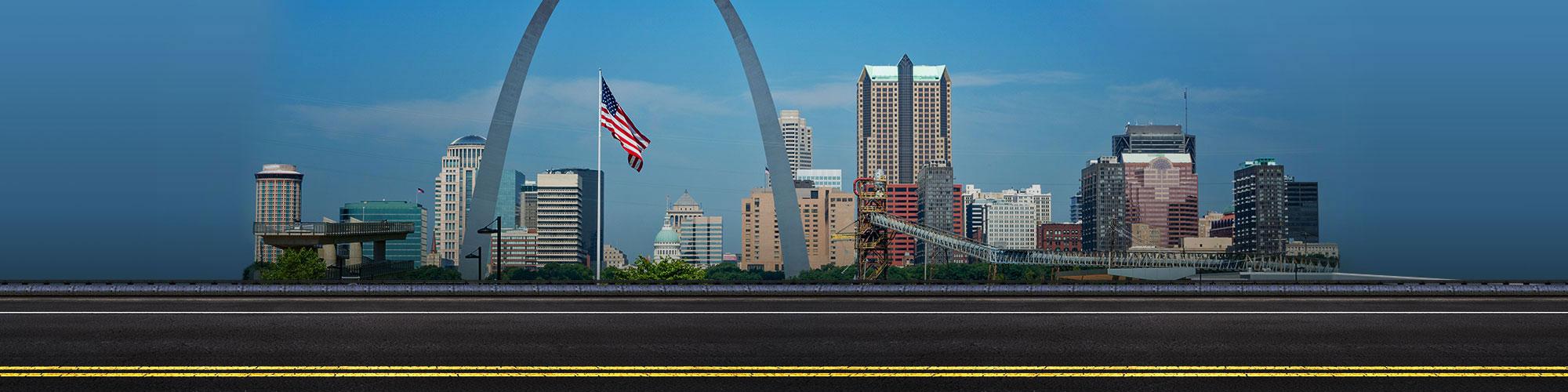Missouri Arch Road